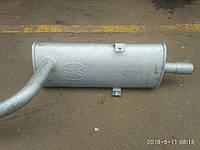 Глушитель москвич 412, фото 1