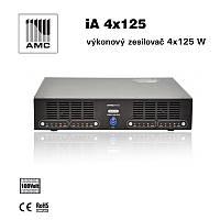 Трансляционный усилитель AMC IA 4X125 - 4*125W