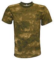 Камуфлированные футболки A-TACS темный 46