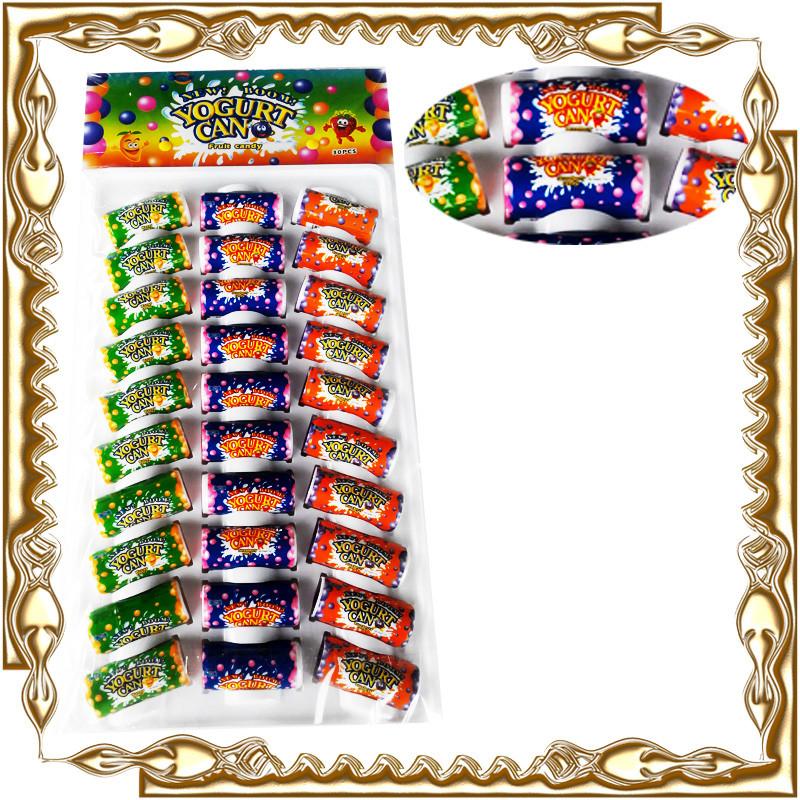 Драже Yogurt Can Candy 10 гр. 30 шт./уп.