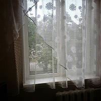 Готовая штора на кухню, фото 1