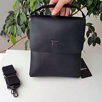 Стильная мужская сумка через плечо Fashion. Турция, фото 1