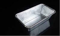 Упаковка прямоугольная из пищевой фольги R56G, 1000мл, 100 шт/уп