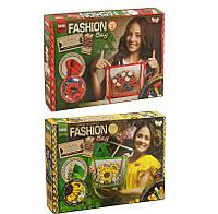 "Вышивка-сумка лентами ""Fashion Bag"" FBG-01-01"
