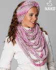 Пряжа для ручного вязания NAKO Spaghetti, фото 2