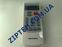 Пульт для кондиционера Vestfrost VCS 07 AB (VCS 09 AB,VCS 12 AB,YKR-H/002E)