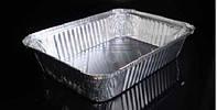 Упаковка прямоугольная из пищевой фольги R88L, 2000 мл, 50 шт/уп