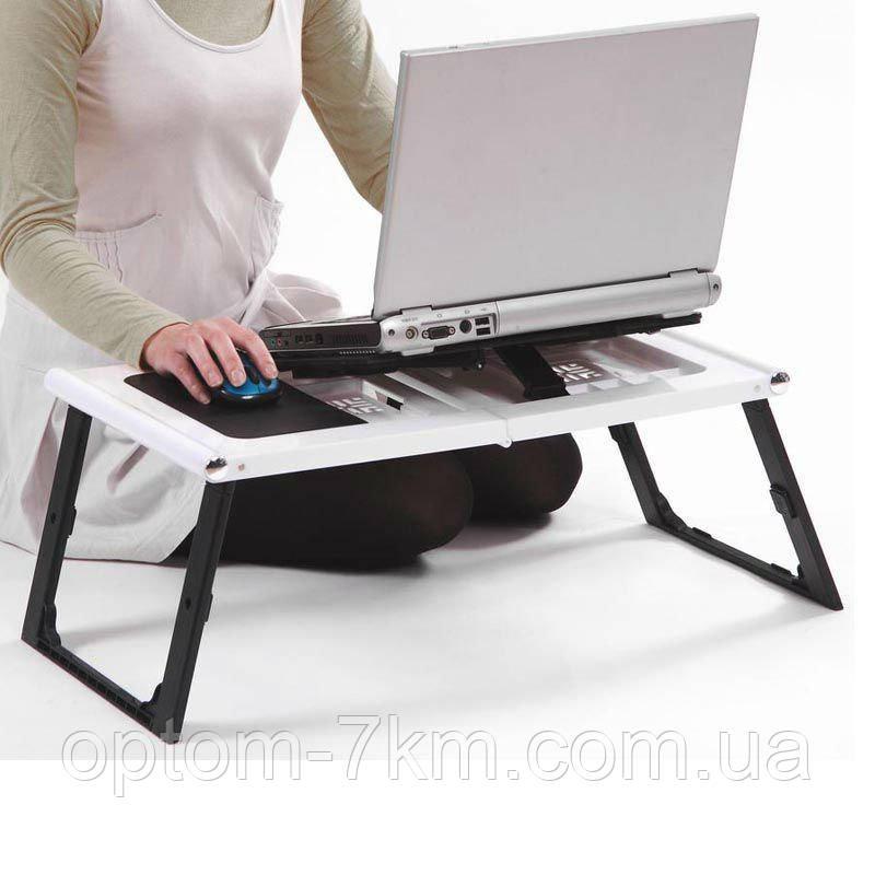 Подставка для ноутбука с охлаждением LD 09 E-Table am