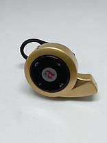 Міні бездротові Bluetooth V4.0 навушники з вушних гачком Aita AT-BT21 Gold, фото 3