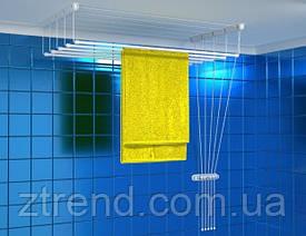 Сушка для белья и одежды Lift 100 см потолочно-настенная FLORIS