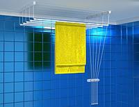 Сушка для белья и одежды Lift 1,2 м потолочно-настенная FLORIS