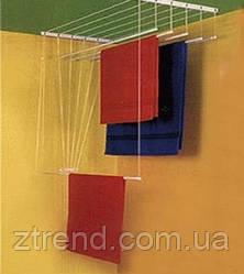 Сушилка для белья и одежды 2.0м на 6 прутьев потолочная Польша