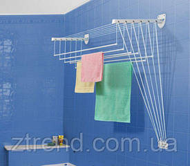 Сушилка для белья и одежды LIFT 120 GIMI потолочно-настенная
