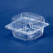 Упаковка пищевая ПС-8, с крышкой, 500 мл, 1 шт