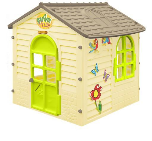 Большой садовый домик Mochtoys 11558