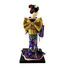 Японська лялька Гейша з парасолькою, фото 2