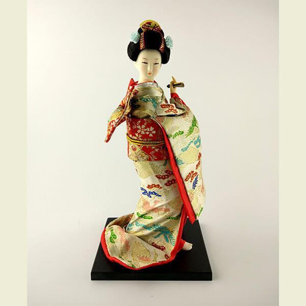 Копия Японская кукла Весенний день