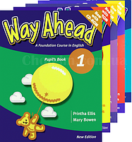New Way Ahead Level 1-6