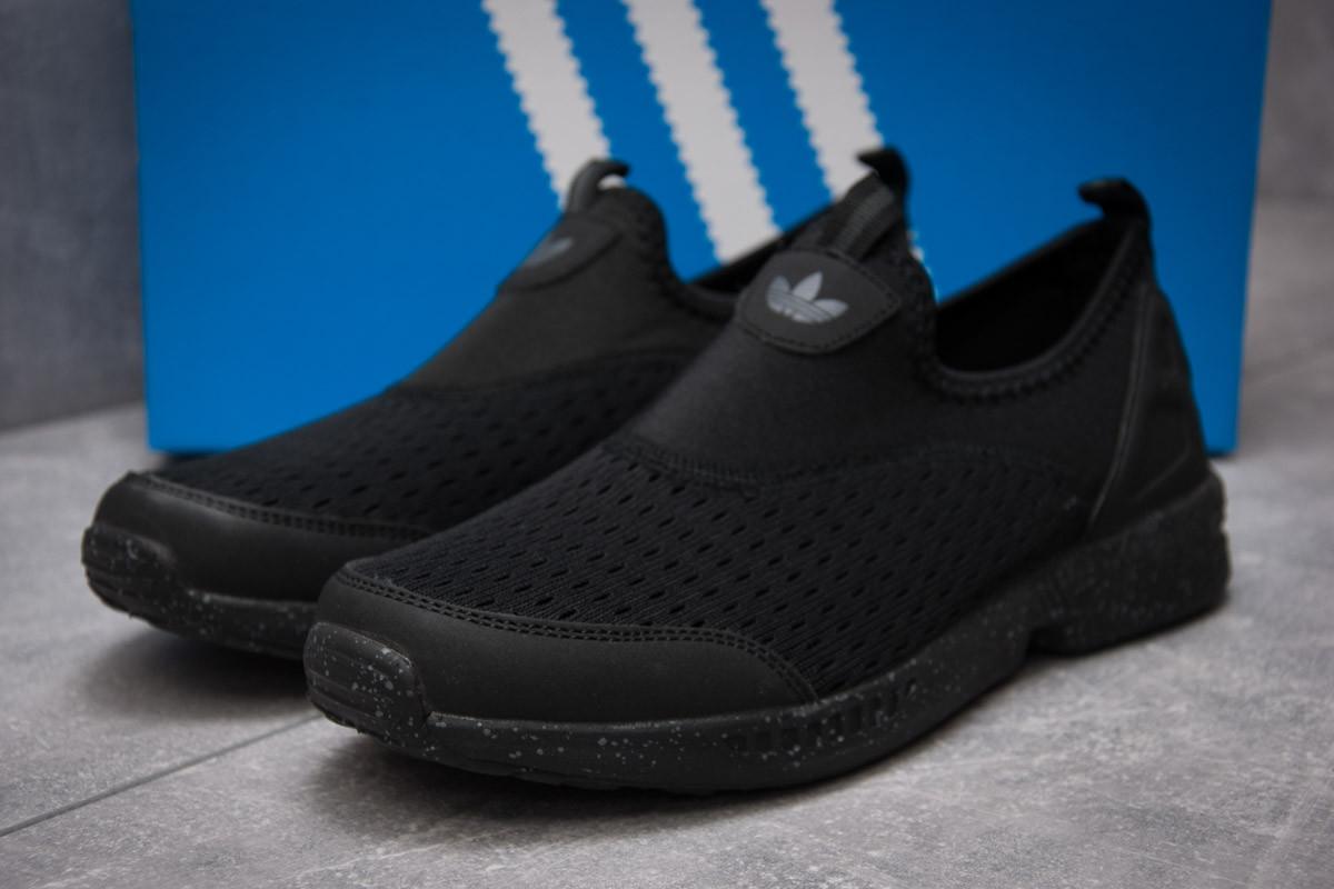 Кроссовки мужские Adidas Summer Sport, черные (13566),  [   41 42 43 44 45  ]