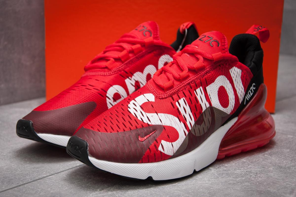 Кроссовки мужские Nike Supreme Air270, красные (13582),  [   40 41 42 43 44 45  ]