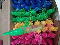 Мыльные пузыри на шнурке со свистком