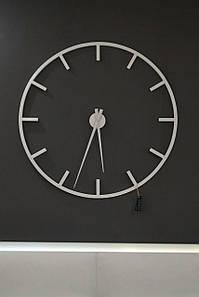 Часы Amelli белые настенные