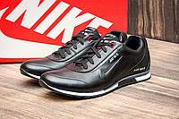 Кроссовки мужские Nike Air Max, черные (2898-1), р. 40-45
