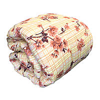 Ковдра полуторна силікон, тканина бязь полікотон