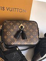 Женская сумочка LOUIS VUITTON Saintonge  (реплика)