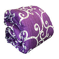 Одеяло полуторное силикон, ткань поликоттон