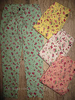 Котоновые брюки для девочек Asida, 10,14 лет.  [14 лет]