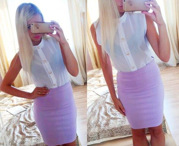 65ea57fd5567 Женская юбка-карандаш летняя - RUSH.OPT Женская одежда, косметика,  аксессуары оптом