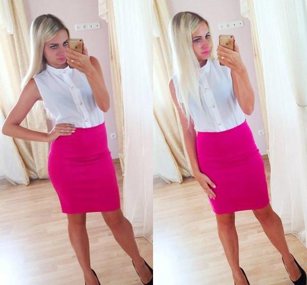 024e70dcb78c Женская юбка-карандаш летняя, цена 130 грн., купить в Николаеве ...