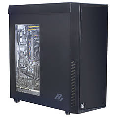 ➔ Игровой компьютер Zalman R1 ▲ Видеокарта GEFORCE GTX 1050 TI CPU AMD FX 8350 DDR3 16GB SSD 128GB+HDD 2TB