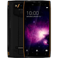 Защищенный смартфон Doogee S50 Orange 6/64gb ip68 MediaTek Helio P23 5180 мАч