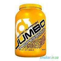 Гейнер Scitec Nutrition Jumbo Professional (1,6 кг) скайтек джамбо професионал