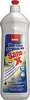 Крем для чистки универсальный Sano X Cream Lemon без хлора 1 л