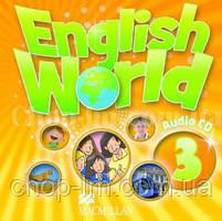English World 3 Audio CDs (аудио-диски к курсу 3шт)