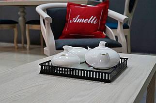 Журнальный стол Amelli из массива ясеня, фото 3