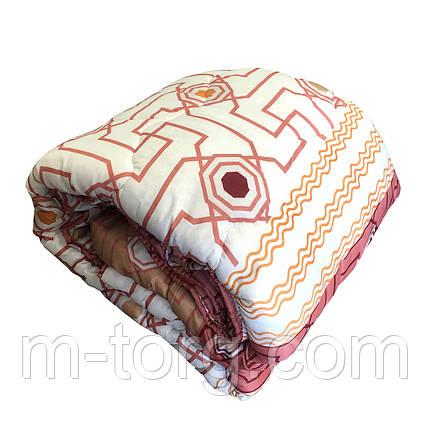 Одеяло полуторное силикон, ткань поликоттон, фото 2
