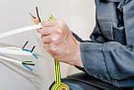 Замена электрических коммуникаций дома