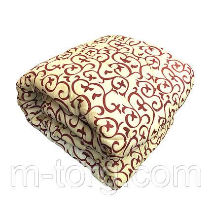 Одеяло двуспальное силикон, ткань поликоттон, фото 2