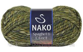 Пряжа для ручного вязания NAKO Spaghetti Effect