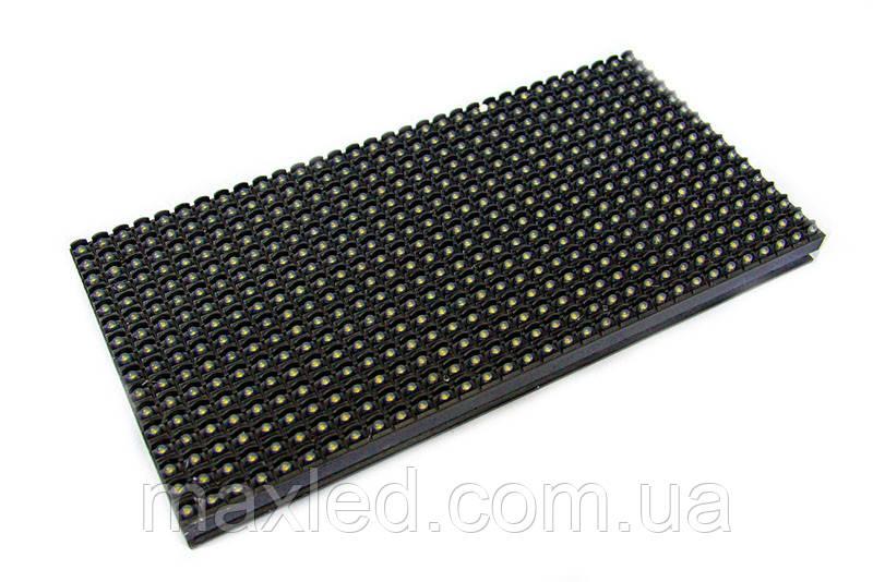 LED дисплей P10WO 16X32 модуль белый для уличного использования