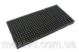 LED дисплей P10WO 16X32 модуль білий для вуличного використання