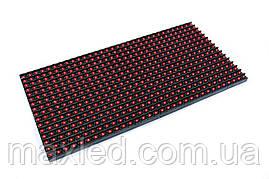 LED дисплей P10RS 16X32 модуль червоний для використання в приміщеннях