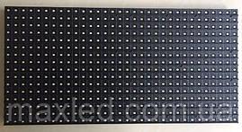 LED дисплей P10WO 16X32 модуль білий для вуличного використання (SMD)