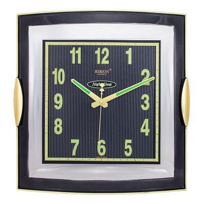Часы настенные Rikon 10851 NG Black
