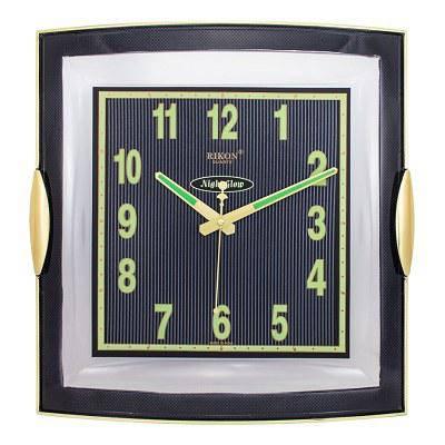 Часы настенные Rikon 10851 NG Black, фото 2