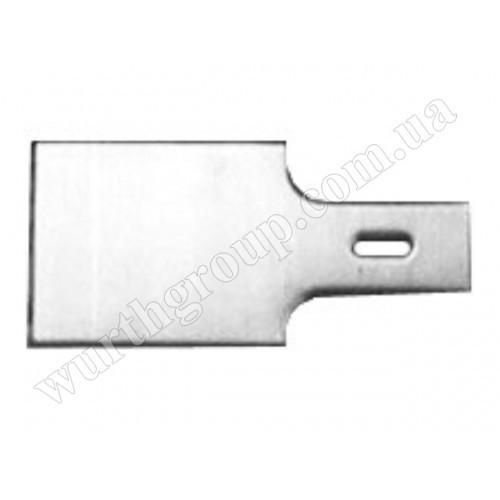 Сменное лезвие 16 мм для ножа 071 566 40 5 шт. Wurth